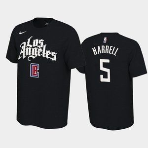 Clippers #5 Montrezl Harrell Earned T-Shirt